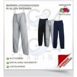 Fruit of the Loom Open Leg Pants