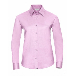 Ladies Classic Oxford Shirt LS
