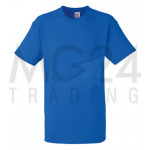 Fruit of the Loom - Heavy Cotton T - Royal - XXL