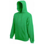 Fruit of the Loom - Hooded Sweat - Kelly Green - XXL